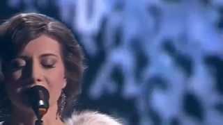 Алиса Игнатьева 'Белым снегом'. шоу Голос 3, 15 выпуск 12 12 2014