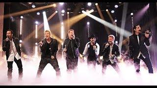 Backstreet Boys - Backstreets Back Alright with James Corden