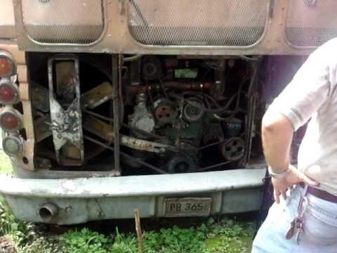 bus sultana poder del detroit diesel 8v71 freno de motor jacobs(costa rica)