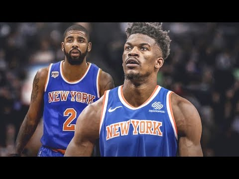 How The New York Knicks Can Build A Super Team