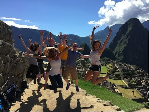 Backpacking Peru & Bolivia 2016 - Ginty Travel