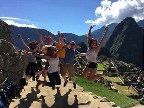 Backpacking Peru & Bolivia 2016 - Ginty Travel