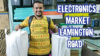 Got Scammed?   Electronics Market  Lamington Road