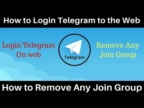 How to Use Telegram on Web || How to Login Telegram On Web