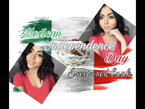 Mexican Independence Day Inspired Look [IN SPANISH W/ENGLISH SUBTITLES]