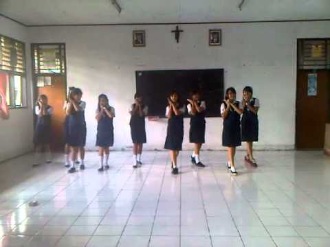 Cherrybelle - Love is you (dance cover)