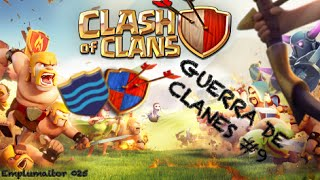 Emplumaitor 025 - Guerra contra Falsa escuadra - Sucos Clash of Clans