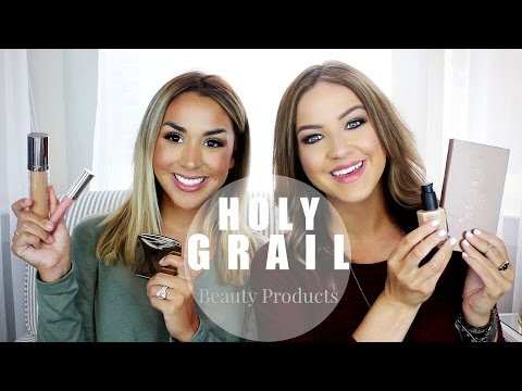 Holy Grail Beauty Products with Alex!
