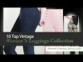 10 Top Vintage Women'S Leggings Collection Women's Fashion, Spring 2060
