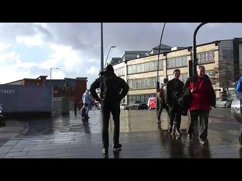 Sheffield Hallam University City Tour Video