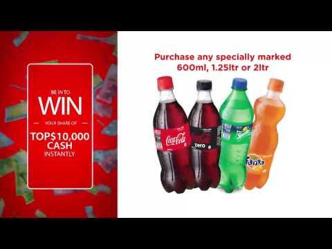 Tonga Coke Win Cash Promo tvc lorez
