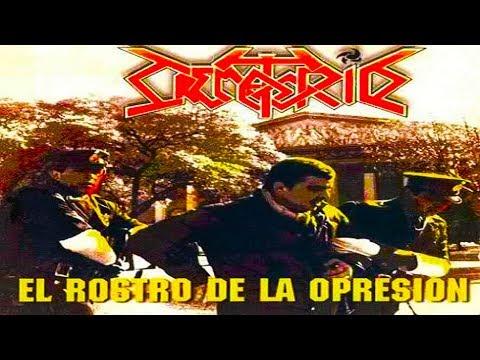 CREMATORIO - El Rostro De La Opresión [Full-length Album] 1995