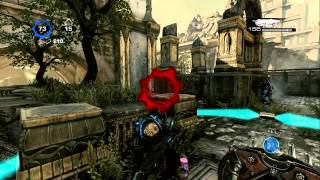 Gears of War 3: Competitive Pro Players vs sTp - KOTH Clocktower (Tournament Gameplay)