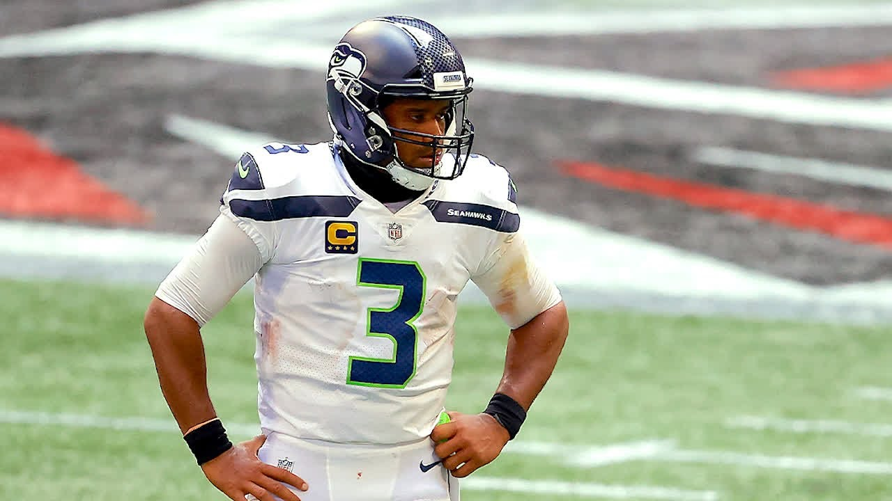 Russell Wilson and the Seahawks are All Good, Right? Right? ¯\_(ツ)_/¯ | The Rich Eisen Show | 4/7/21