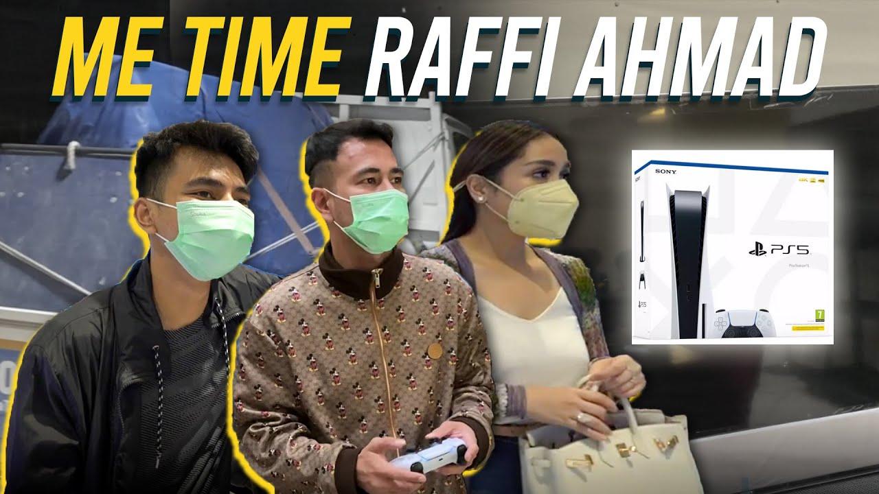 RAFFI IZIN KE NAGITA BUAT BELI TV,DIMAS SAMPE GELENG GELENG KEPALA
