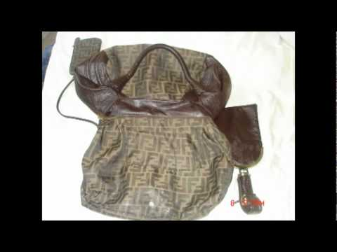 a3c75b839b04 Fake Fendi Spy Bag   How to spot one! - YouTube