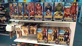 Video Mainan Baru Avengers Infinity War Di Kidz Station MOI download MP3, 3GP, MP4, WEBM, AVI, FLV September 2018