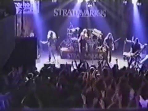 Stratovarius   2000 12 16   Music Land A, Zlín, Czech Republic FULL VIDEO CONCERT LIVE