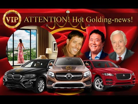 Premium Gifts for The Most Active VIP Golding Clients!