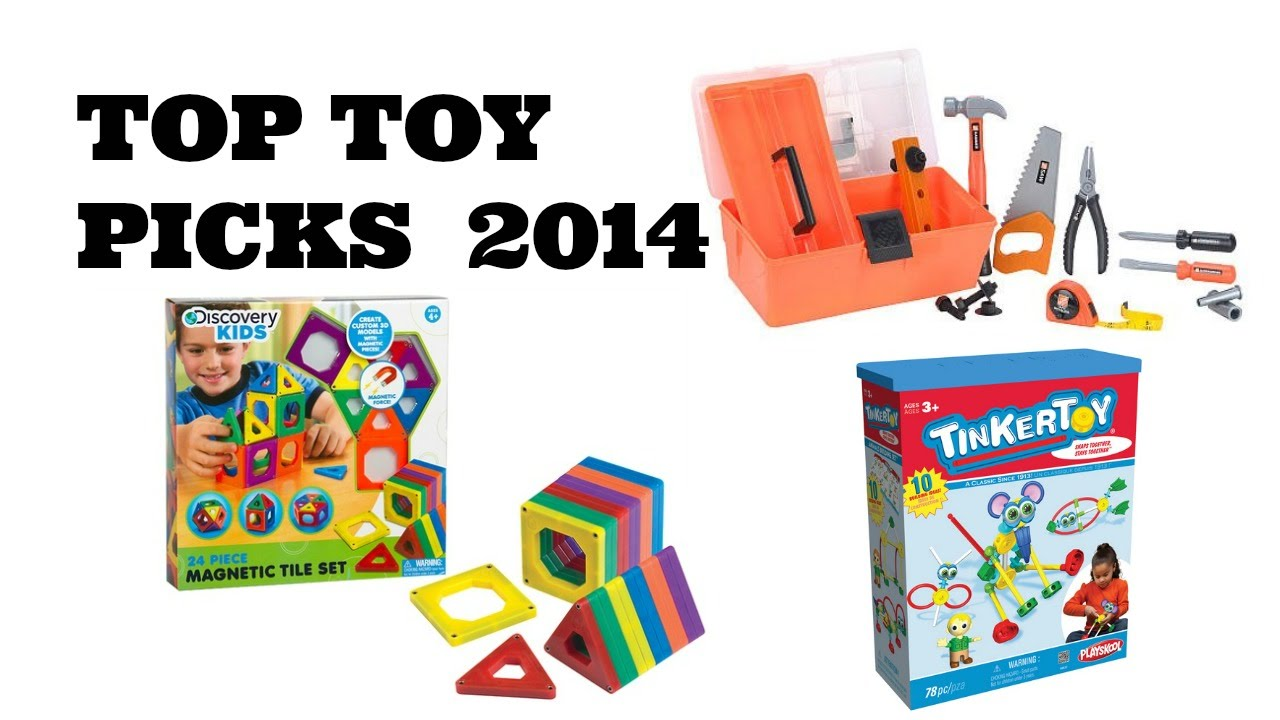 Popular Toys 2014 : Top toy picks  youtube