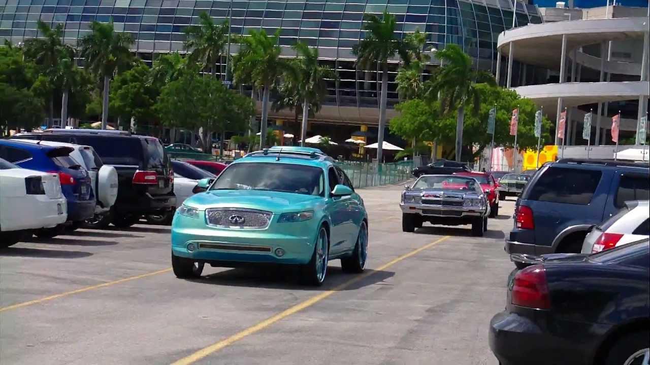 Swift Car Club Miami Shutting it Down - YouTube