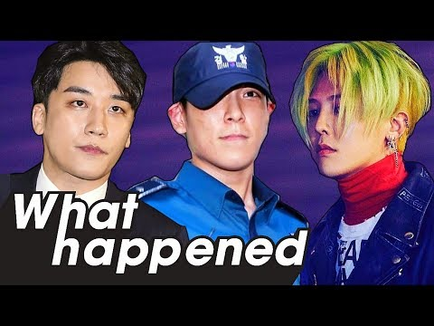 What Happened to BIGBANG - The Beginning and The End?