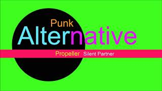 ♫ Alternatif, Punk Müzik, Propeller, Silent Partner, Alternative Music, Punk Music, Punk