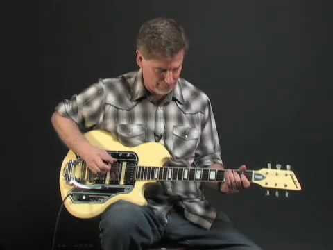 Eastwood AIRLINE Guitar - Town and Country Review