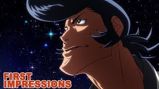 First Impressions: Space Dandy Episode 1 スペース☆ダンディ - SO F*CKING DANDY!