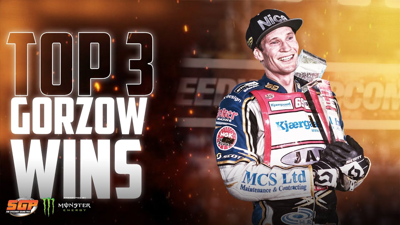 Top 3 Gorzow Wins! | FIM Speedway Grand Prix