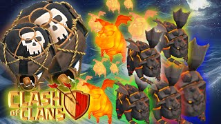 ✅Clash Of Clans: Updated TH9 Beginner Three Star Attack Strategy - PentaLoon/PentaLaLoon