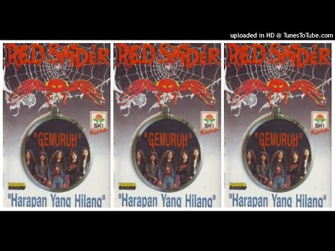 Red Spider - Harapan Yang Hilang (1992) Full Album Mp3