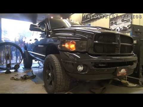 OlSMOKY 1100hp Dodge Cummins Dyno Wars