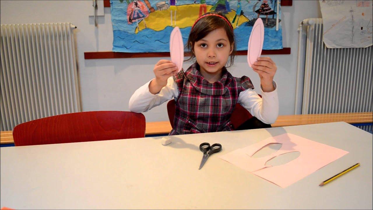 Les tutos ste au comment fabriquer des oreilles de lapin et de chat youtube - Deguisement animaux a faire sois meme ...