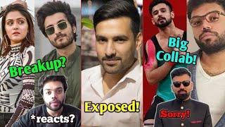 Zaid Ali Exposed | Ali Butt Seher Hayat Breakup? | Ducky Bhai Talha Talib Collab? | Daniyal Sheikh