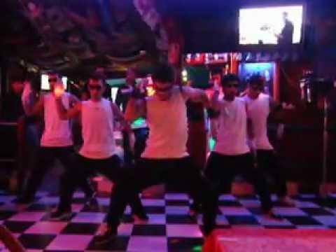 Golden Orange apartments Marmaris - Break dancers show
