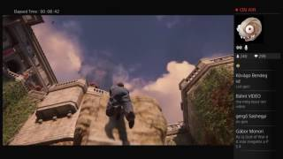 PS4 Live - Uncharted 4