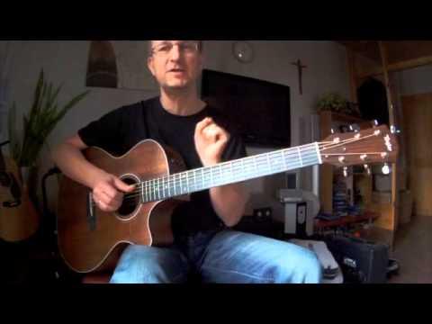 Seiler und Speer - Ham kummst...Guitar Tutorial German/Deutsch