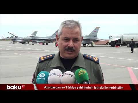 F-16, Miq 29 və Su 35 təyyarələri Azərbaycan səmasında