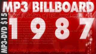 mp3 BILLBOARD 1987 TOP Hits mp3 BILLBOARD 1987