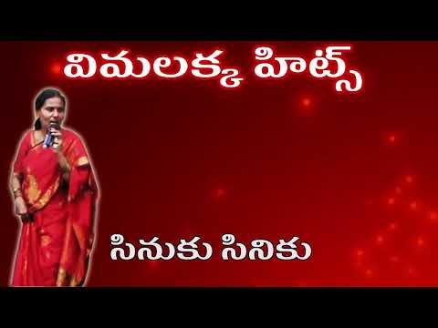 Sinuku Sinuku Audio Song || Vimalakka Hit Songs || Telangana Music