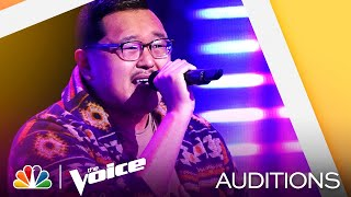 "Tyler Kohrs Performs Ingrid Andress' ""More Hearts Than Mine"" - The Voice Blind Auditions 2021"