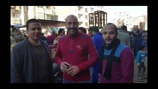 ملتقي غواة الحمام من سوق #جمهورية_المحله_الكبري ،، معرفة الرجال كنوز Egyptian pigeon's market 2019
