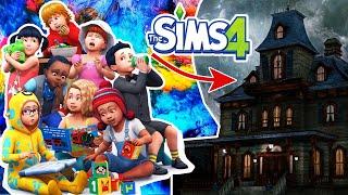 SIEROCINIEC POWRACA!  The Sims 4