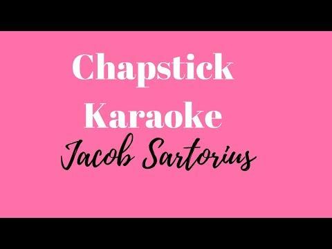 Jacob Sartorius - Chapstick (Official Karaoke)