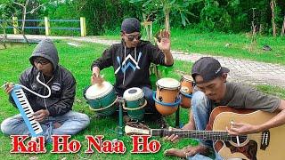 Kal Ho Naa Ho - Sonu Nigam | Shahrukh Khan | Cover Bogrex irama