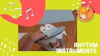 Rhythm Instruments - Shark Castanets with Counselor Matthew
