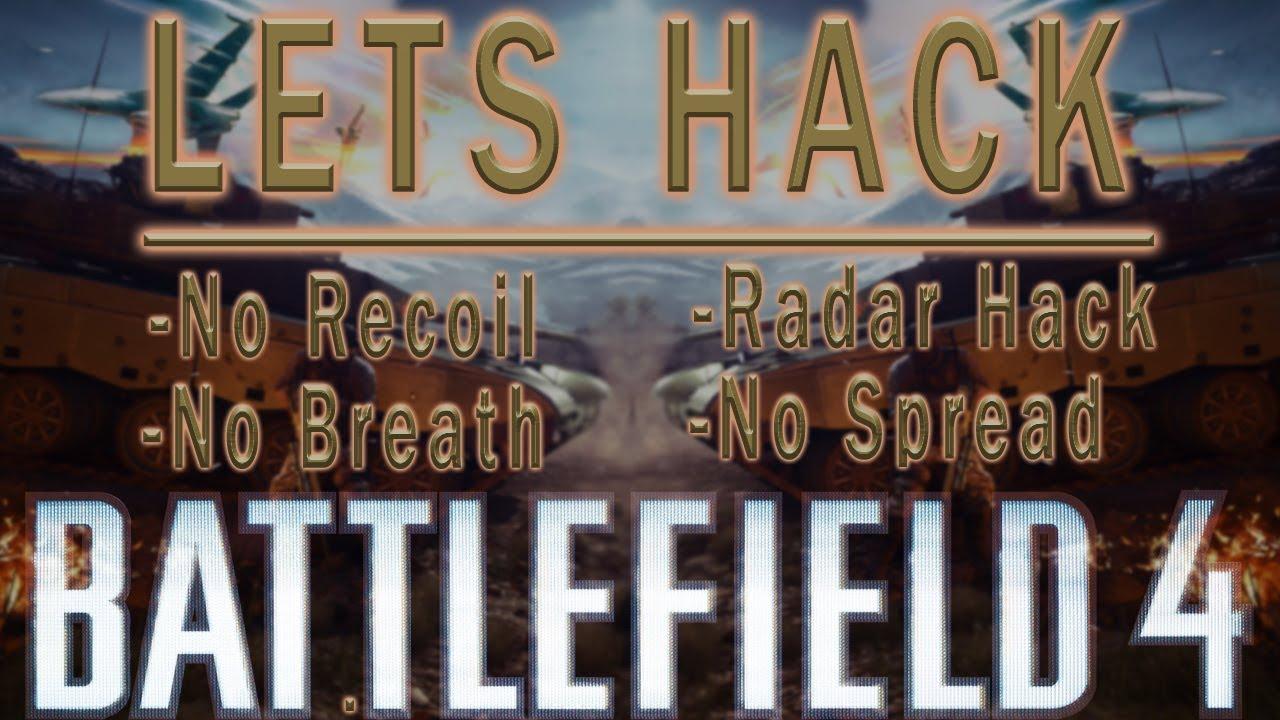Let's Hack: Ep 6 Battlefield 4 (Undetectable AHK hack, No