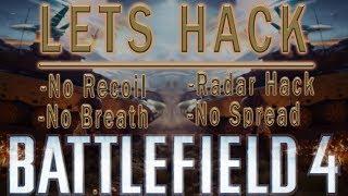 Let's Hack: Ep.6 Battlefield 4 (Undetectable AHK hack, No recoil, No spread, ESP)