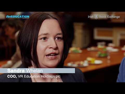 VR Education IPO on the Irish Stock Exchange